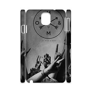 WEUKK Of Mice & Men Samsung Galaxy Note3 N9000 3D shell case, custom phone case for Samsung Galaxy Note3 N9000 Of Mice & Men, custom Of Mice & Men cover case