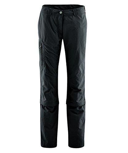Black Nero Donna maier Fulda convertibili sports Pantaloni gwzxqF0p