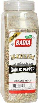 Badia Harlem Garlic Pepper 24 oz