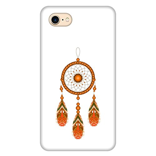 Coque Apple Iphone 7 - Attrapeur de rêves orange