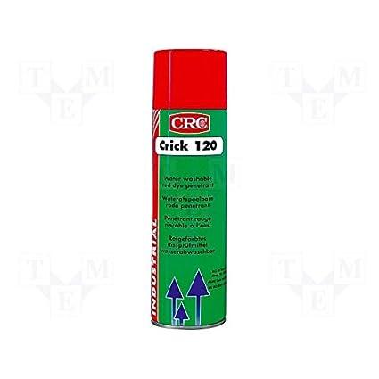 CRC - Spray Detector De Grietas Penetrante Rojo Crick 120 De 500 Ml.
