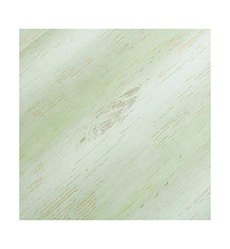 New Chinese Classical 90s Non-Woven Wallpaper Bedroom Living Room Study Wall 3D Refined Vintage Wallpaper, Yellow Green