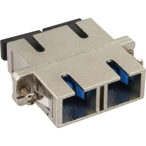 (Inline 89992T LWL Metal Coupler Duplex SC Male to SC Male)