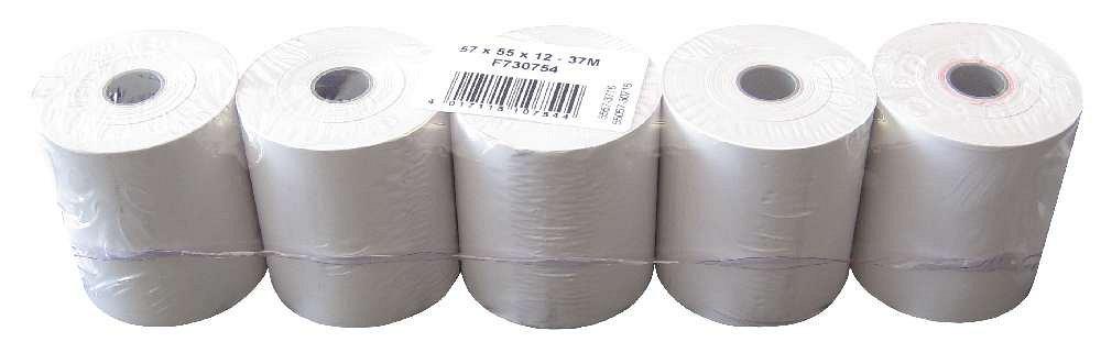 Veit 10821005rotoli di carta termica, 5pezzi, 57X 55X 12mm Franz Veit GmbH