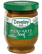 German Mustard   Munich Bavarian Mustard   Sweet & Spicy   250 ml   Develey   Germany