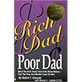 Rich Dad, Poor Dad 1st (first) edition Text Only