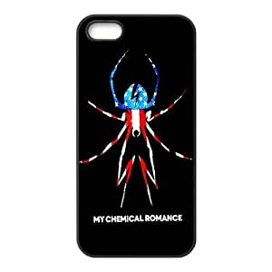 Customize Famouse Music Band My Chemical Romance Back Cover Case for iphone 5 5S by runtopwell