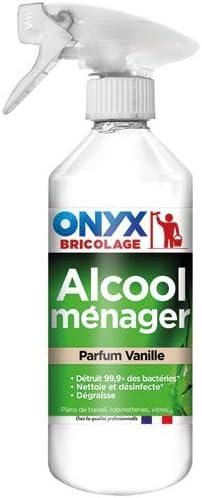ALCOOL MENAGER - Perfume de vainilla, 0,5 litros: Amazon.es: Bricolaje y herramientas
