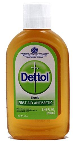 Dettol Antiseptic, 8.45 Ounce (Antiseptic Dettol Liquid)
