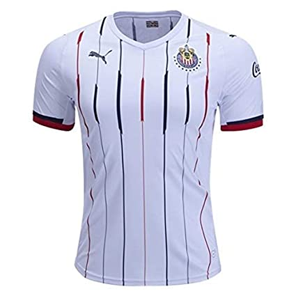 quality design c7503 8df52 Amazon.com : Custom Printing Chivas de Guadalajara Away ...