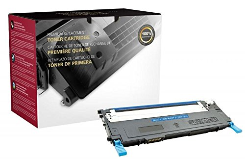 Inksters Remanufactured Toner Cartridge Replacement for Dell 1230/1235(Cyan)