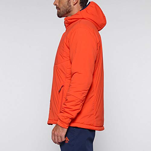 Pisco Orange Red Jacket Insulated Hombre Outdoor Berg 57wqvTn