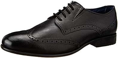 Ruosh Casual Men's Lace Up 41 EU Shoes, Black