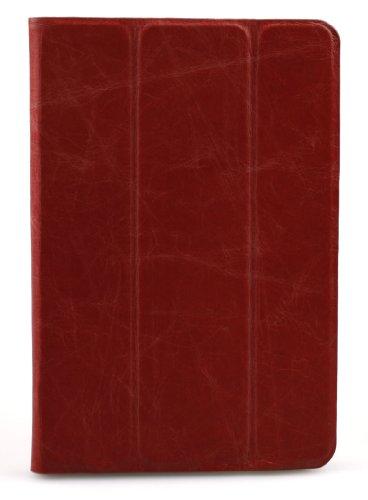 Bear Motion Brazilian Buffalo Leather Folio Case for iPad Mini