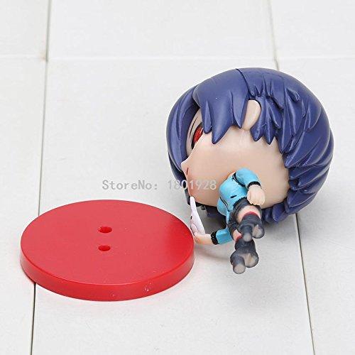 Amazon.com: 4pcs/set 8cm Animation Tokyo Ghoul Kaneki Ken REI Sendasly Kirishima Toka PVC action Figure Toy: Toys & Games