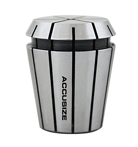 AccusizeTools - Metric ER Collet 2mm to 16mm by 1mm ER-25 Collet 15 Pcs/Set in Fitted Strong Aluminium Box, 3350-0584 by Accusize Industrial Tools (Image #3)