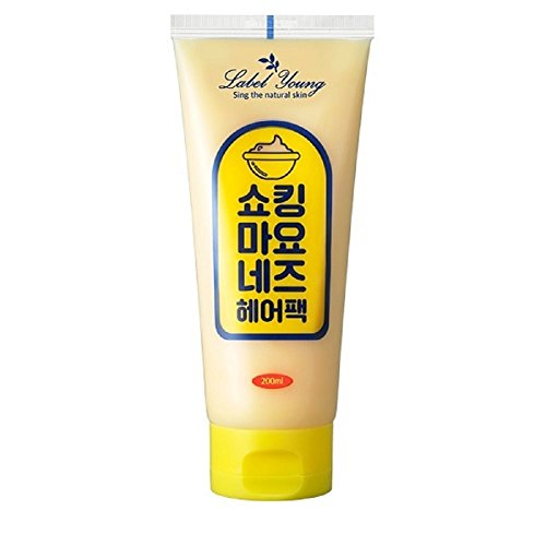 (Shocking Mayonnaise Hair Treatment Mask Pack)