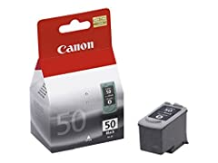 High-capacity ink cartridge is designed for use with Canon Fax-JX200, JX210; Padma MP150, MP160, MP170, MP180, MP450, MP460, MX300, MX310; and Powers hot A530/MP460 Combo. Canon Full-photolithography Inkjet Nozzle Engineering (FINE) uses an i...