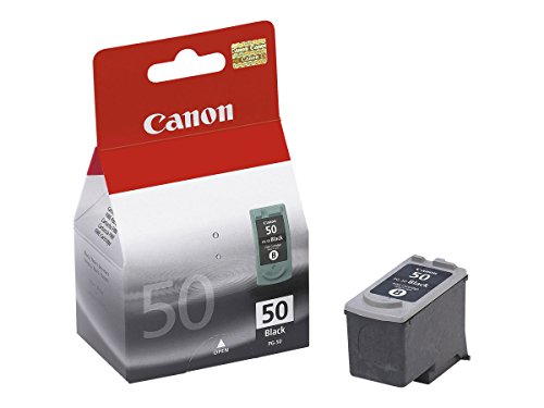 Canon PG 50 FINE Cartridge High Capacity Black product image