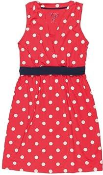 Still-Kleid ohne Arm Polka Dot Pointsettia Bio-Baumwolle (Gr. L)