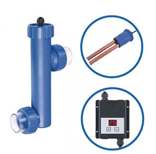 Blue Lagoon Kupfer Electrolyzer
