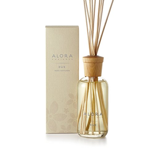 Alora Ambiance Reed Diffuser, Due, 8 oz. by Alora Ambiance