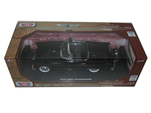 Black Thunderbird Model - 1956 Ford Thunderbird Black