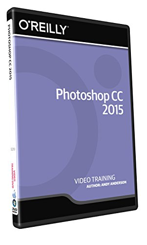 Photoshop CC 2015 - Training DVD by O'Reilly Media