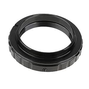 perfk Soporte Montaje T T2 Anillo Adaptador Lente para Nikon D850 ...