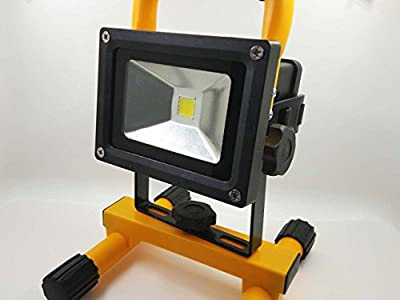 ShenLang Flood light 10W Portable Work Lights For Camping Fashing Car Repairing lighting with Roadside Emergency SOS Function