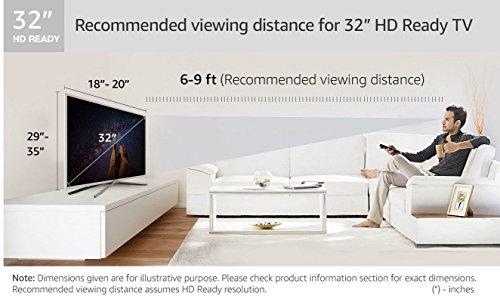 BPL 80cm (32 inches) Vivid BPL080F2000J HD Ready LED TV (Black)
