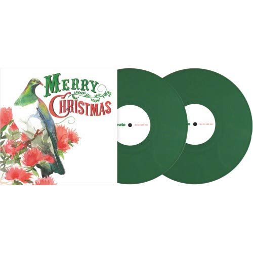 Serato: Performance Series Control Vinyl 2LP - Christmas Card -