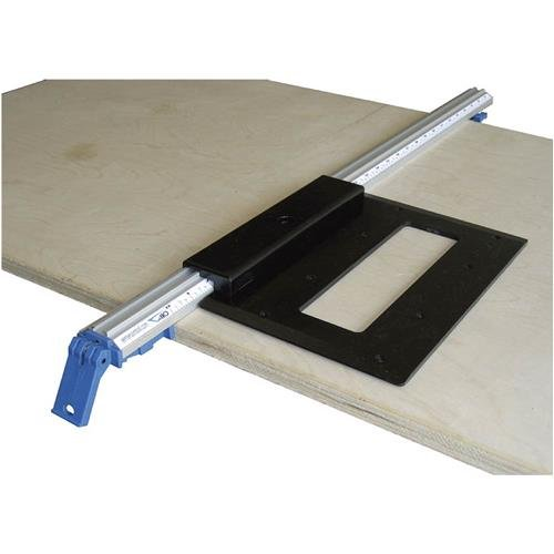 All in One Clamp XSP 9-Inch X 12-Inch Saw Plate