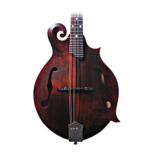 Eastman MD315 Classic Finish F-style Mandolin with Gig - A Style Mandolin Gig Bag