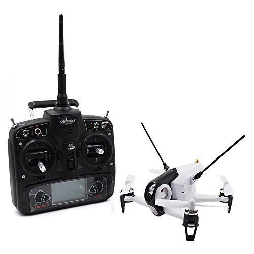 Walkera Rodeo 150 Racing Quadcopter with Devo 7 & Camera,...