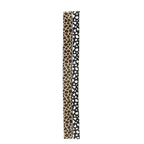Vera Bradley Headband - Vera Bradley Signature Stretch Headband Set of 2, Leopard
