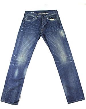 G-Star 3301 Firn Straight Raw Essentials Jeans 3907 Straight Leg Regular Fit!