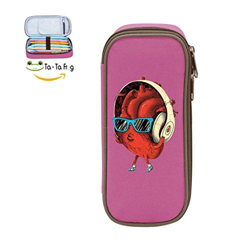 I like music Girls Customise Hot Pen Bag for Hospital Pink