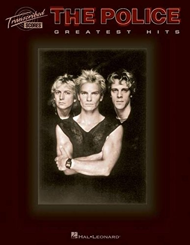 Greatest Hits Transcribed Scores Book - The Police Greatest Hits (Transcribed Scores)