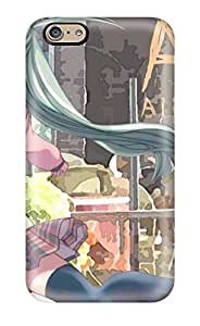 High Quality Ortiz Bland Alice Carroll Anime Skin Case Cover Specially Designed For Iphone - 6