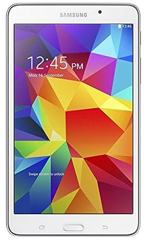Samsung Galaxy Tab A 7-Inch Tablet 4G LTE WI-FI SM-T285 8 GB, White (International Version) ... (Galaxy 4g Lte Tablet)