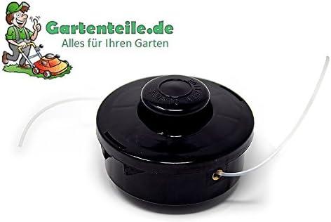 Cabezal roscador Completo Compatible con Einhell BG-BC 43, BG de ...