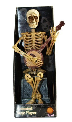 Skeleton Playing Banjo Standard by American Packing & (Skeleton Playing Banjo)