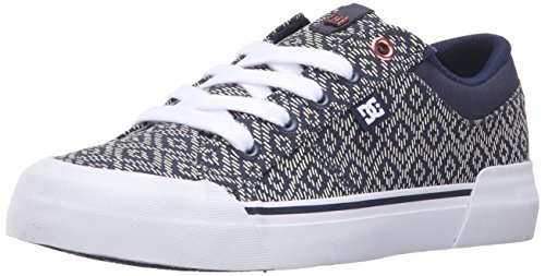 DC Frauen Danni TX SE Skate Schuh Marine
