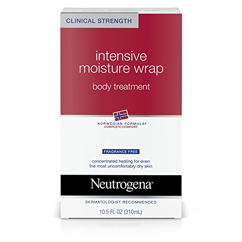 Neutrogena Norwegian Formula Intensive Moisture Wrap Body Treatment Ff, 10.5 (Moisture Wrap)