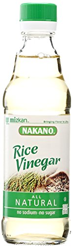 Nakano Natural Rice Vinegar, 12 oz