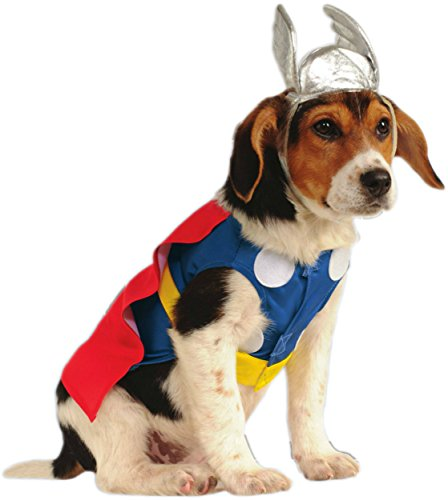 Rubie's Marvel Universe Thor Pet Costume, -