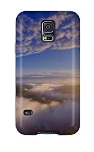 Charles C Lee Case Cover For Galaxy S5 - Retailer Packaging Fog Protective Case