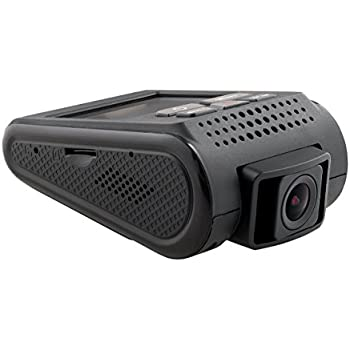 SpyTec A119 Version 2 Car Dash 60 FPS 1440p Camera with GPS Logger Mount G-Sensor Wide Angle Lens and Low Light Recording