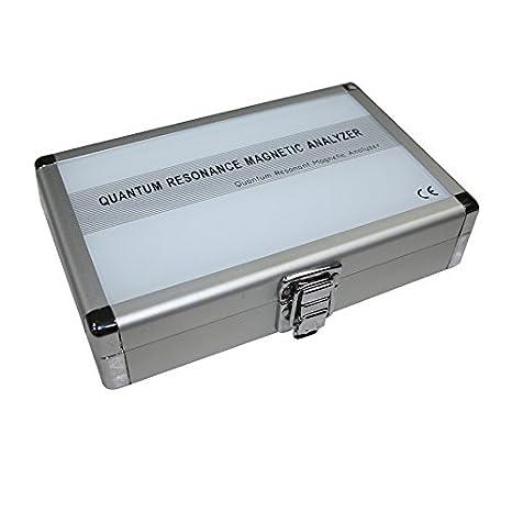 Amazon.com: 2017 Latest Model Quantum Magnetic Resonance Analyzer English + Spanish Version: Health & Personal Care
